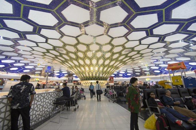 Abu Dhabi airport terminal closure not related to virus spread