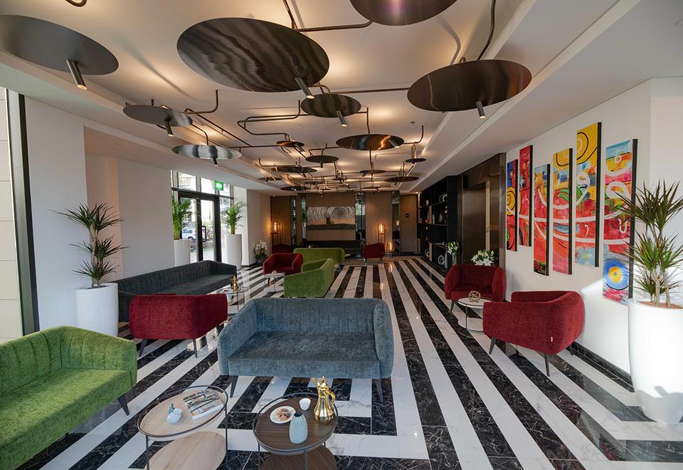 In pictures: A look inside Swiss-Belboutique Bneid Al Gar Kuwait