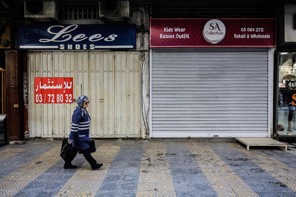 Coronavirus piles more pressure on struggling Lebanon