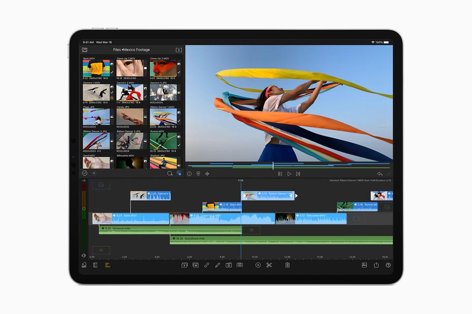 In pictures: Apple unveils new iPad Pro, MacBook Air