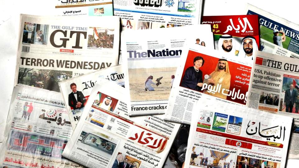 UAE to limit distribution of all print media to contain virus spread