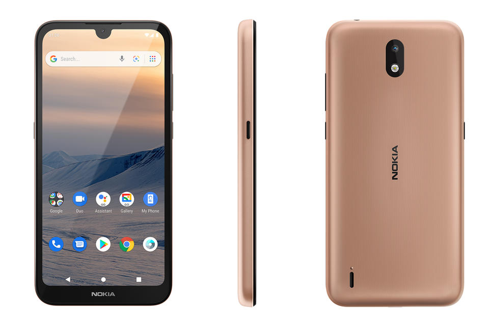 In pictures: New 5G Nokia smartphone unveiled