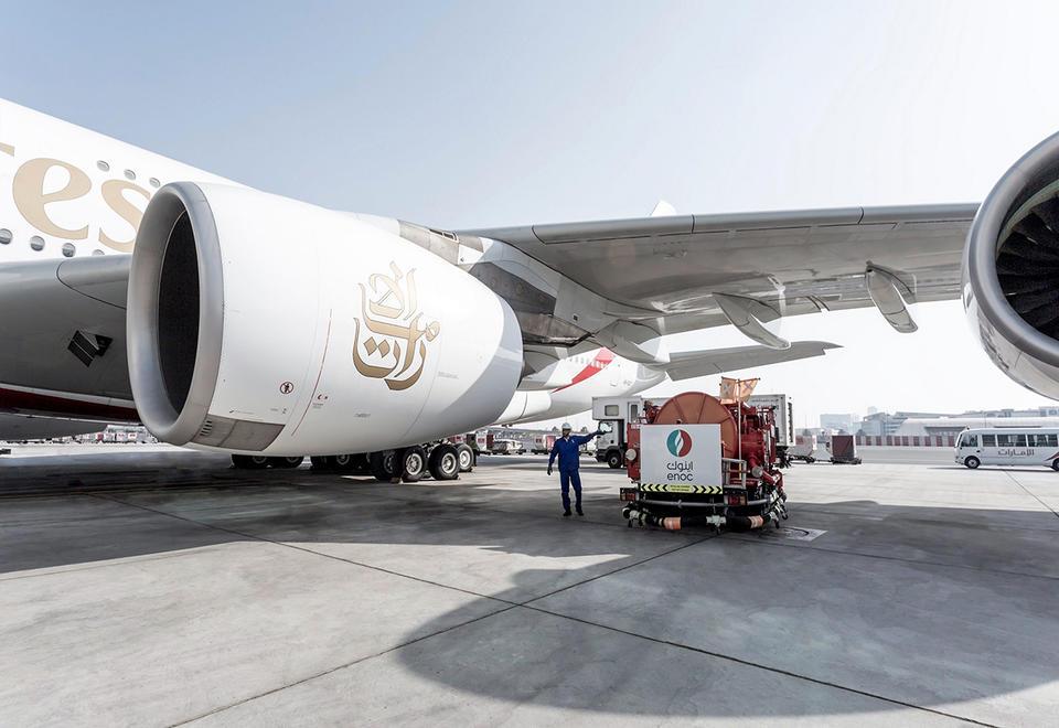 Glut of jet fuel is on brink of overwhelming global storage