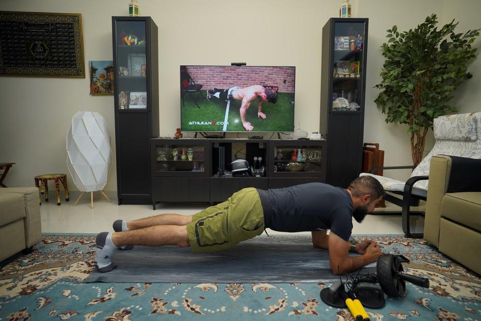Dubai Sports Council launches home training platform after gym closures
