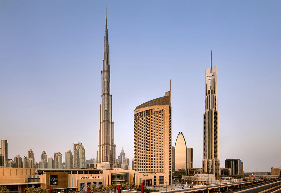 Emaar says Address Sky View and Address Dubai Mall are open for UAE guests
