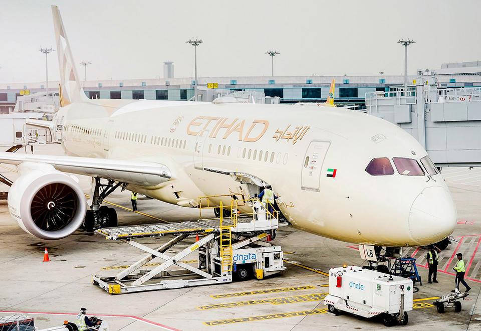 Etihad Cargo bolsters fleet to meet Covid-19 demands