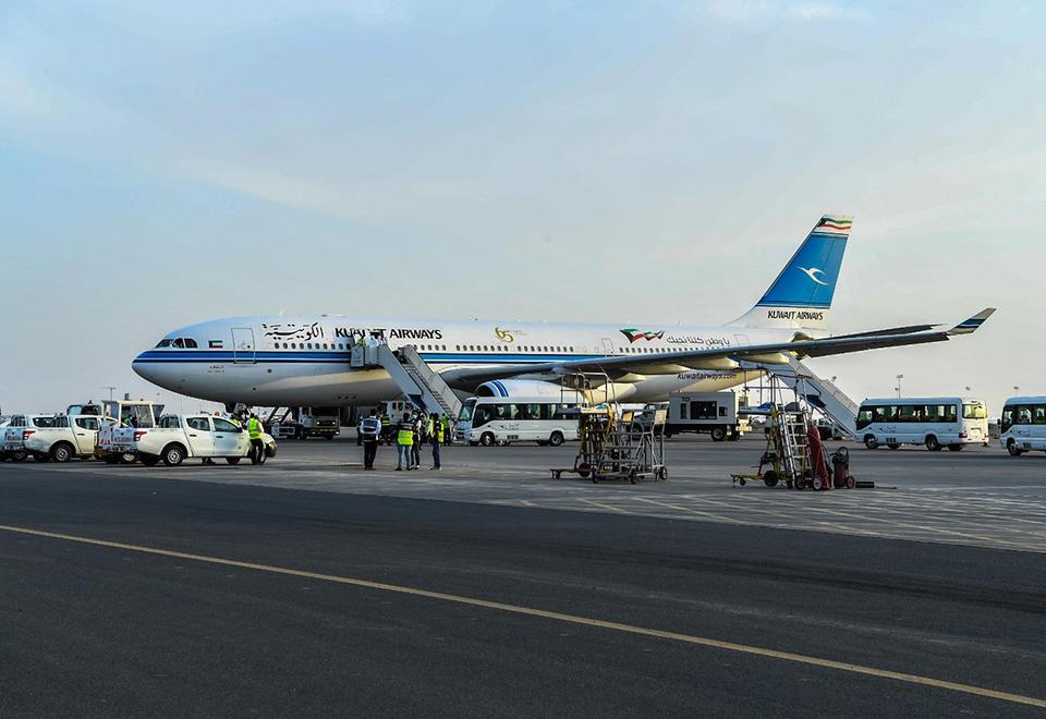 Coronavirus: Over 600 expats repatriated from Kuwait