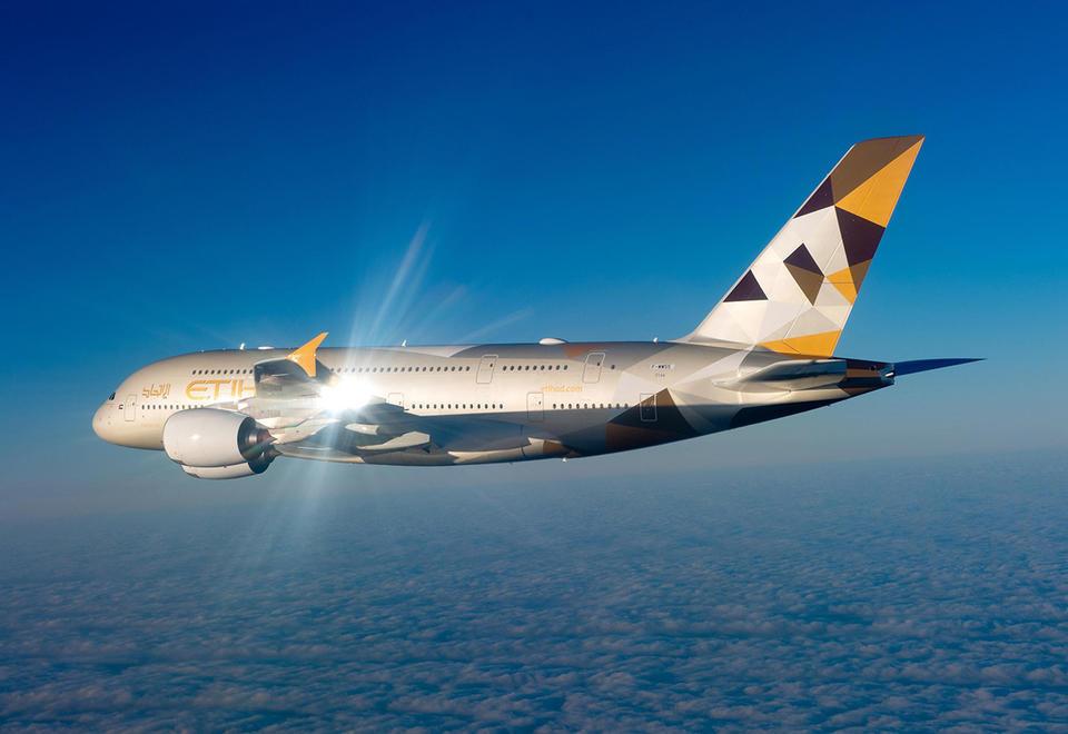 Etihad Airways announces new repatriation flights for April, May