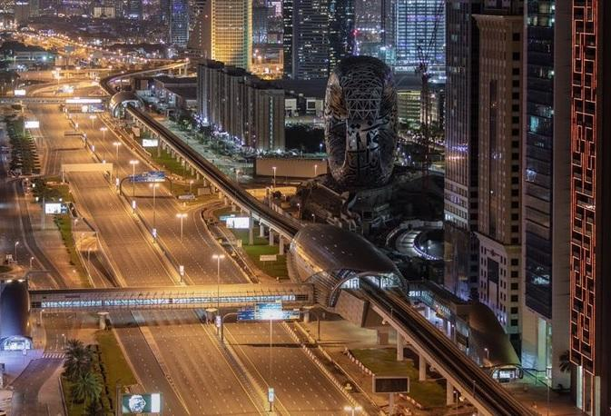 Dubai Police to use speed cameras to catch unauthorised motorists driving during sterilisation drive