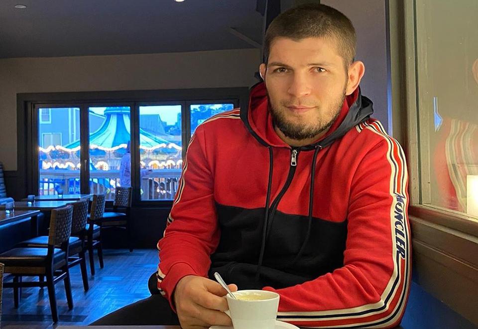 Khabib Nurmagomedov says UFC 249 '99%' likely to be in UAE
