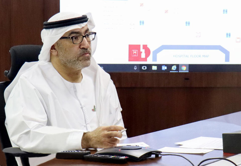 UAE approves next phase of clinical trial for potential Covid-19 vaccine