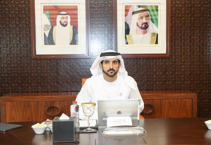 Dubai's Sheikh Hamdan establishes centre for coronavirus control