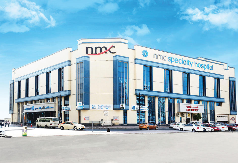 NMC Health said to mull sale of its distribution business