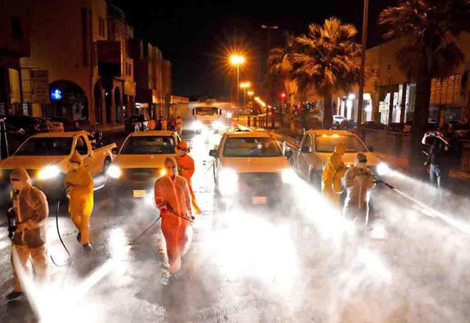 Saudi Arabia reports 10 deaths, 1,701 new cases of Covid-19