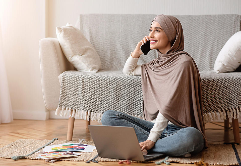 Survey reveals majority of Middle East companies flexible about working from home