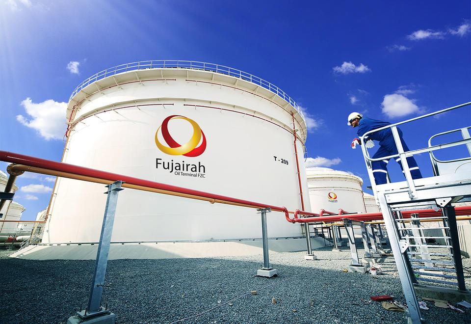 Traders hit as crude glut fills Fujairah hub