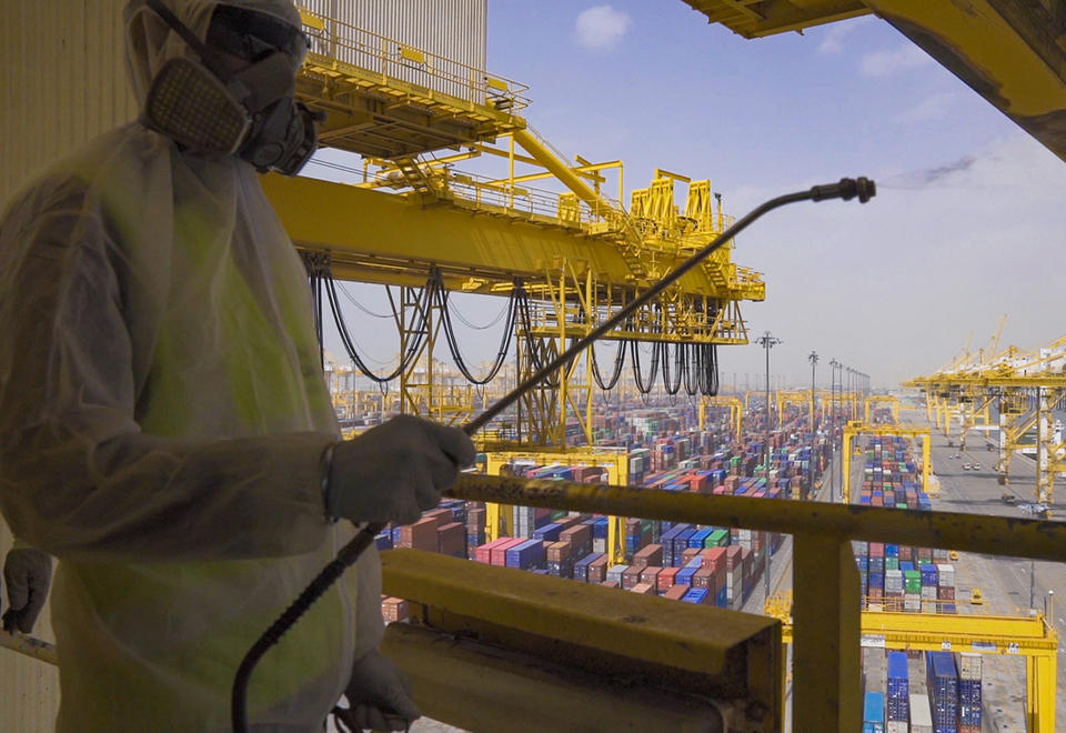 DP World reveals Covid-19 action plan
