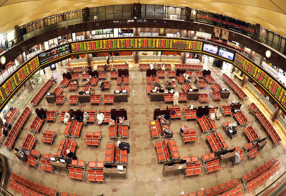 Kuwait stocks drop with emir in hospital
