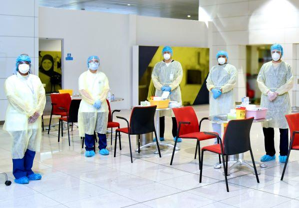 Coronavirus: Emirates airline begins pre-flight testing of passengers