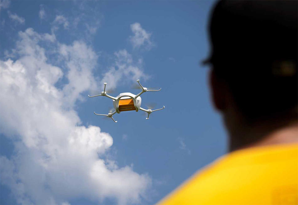 Covid-19 may be 'tipping point' for drone and driverless deliveries, says Dubai Future Foundation
