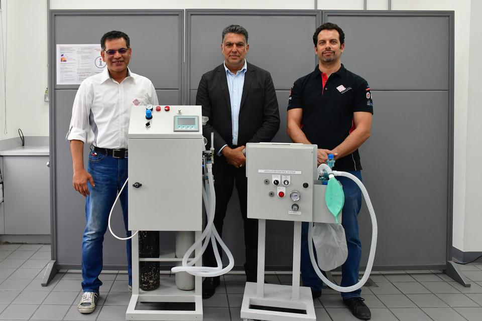 Bahrain's F1 circuit to build Covid-19 ventilators and share blueprints worldwide