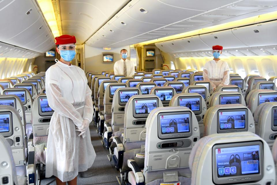 Emirates lays off 700 cabin crew, 600 pilots in latest cuts