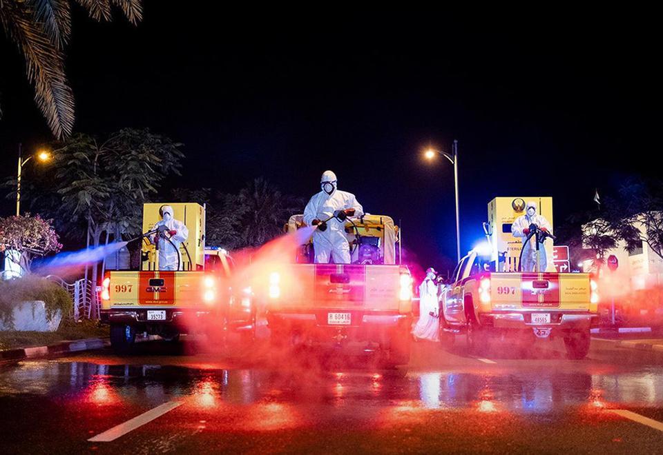 UAE announces 518 new Covid-19 cases, four deaths