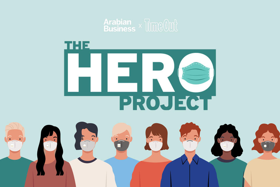 Arabian Business and Time Out launch 'The Hero Project' to recognise Covid-19 stars