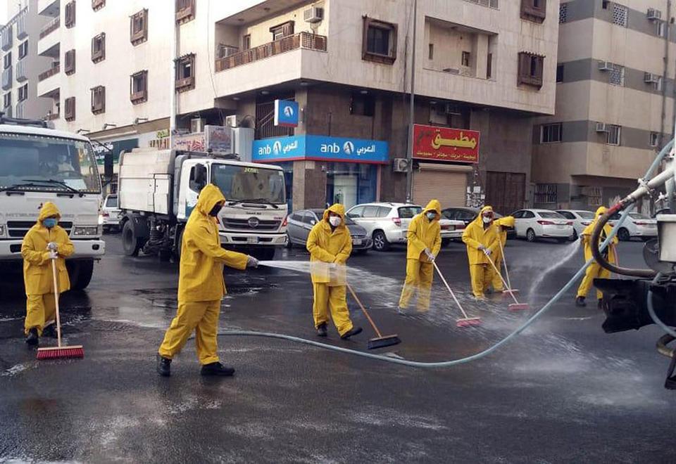 Amid Covid-19 pandemic, IMF sharply cuts forecast for Saudi Arabia