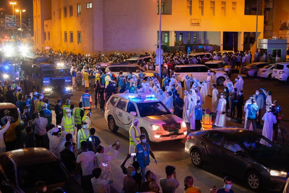 In pictures: Dubai eased restrictions on movement in Al Ras and Naif