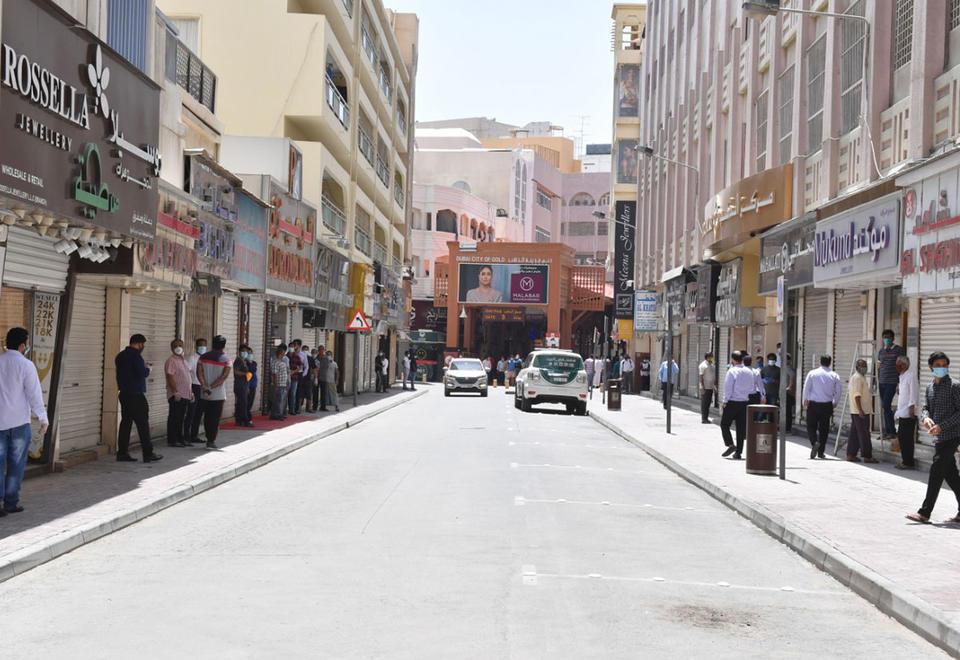 Covid-19: Dubai eases coronavirus lockdown restrictions in Al Ras and Naif