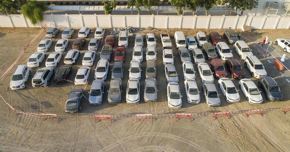 Police smash $1.7m car theft, smuggling ring in Ajman