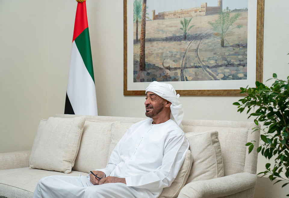 Sheikh Mohamed bin Zayed calls for end to 'habit of excess' and food waste in UAE