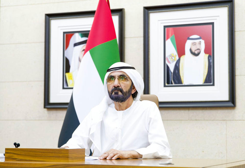 Sheikh Mohammed calls on experts to help prepare UAE's post-Covid-19 plan