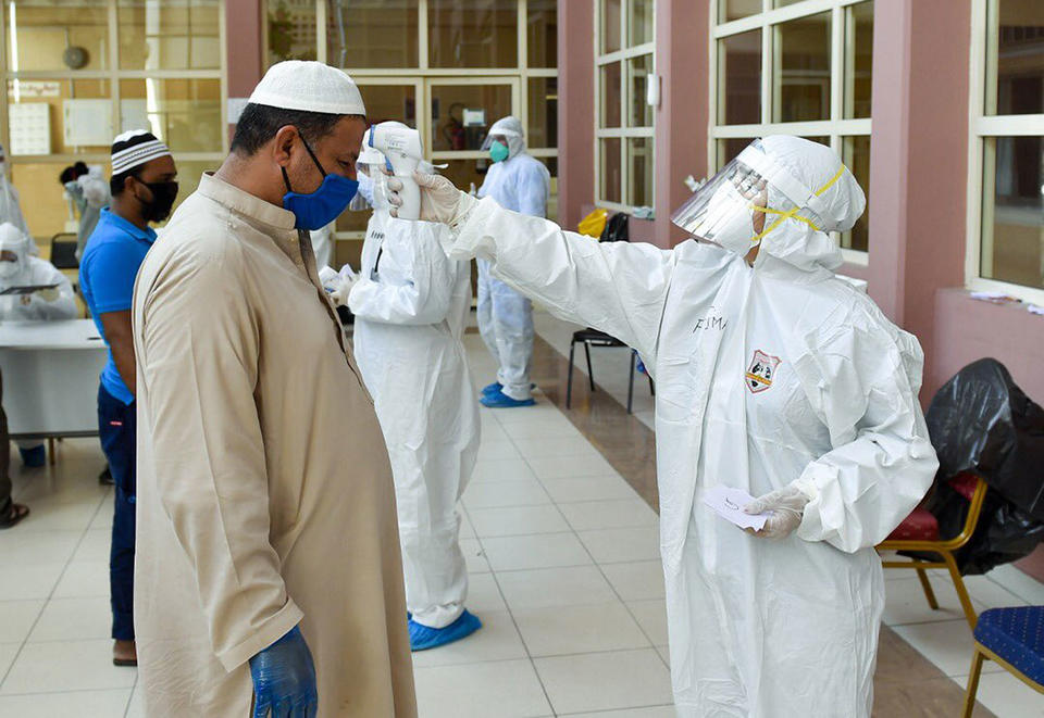 UAE reports 672 new Covid-19 cases, one death