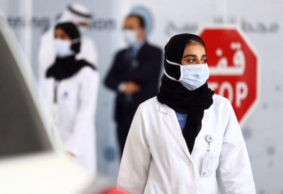 Daily coronavirus numbers drop to just over 500 new cases in UAE - Arabianbusiness