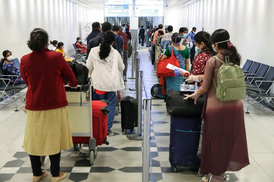 Gulf returnees in India stare at a bleak future; dream of returning to the region