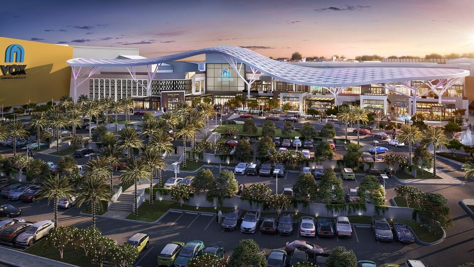 City Centre Al Zahia shopping mall opening delayed to March 2021