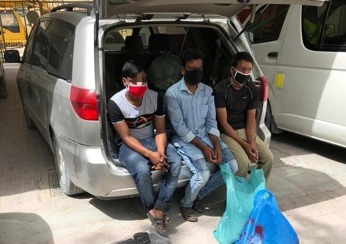 Dubai Police arrest Asian gang with 3.5 tons of goods