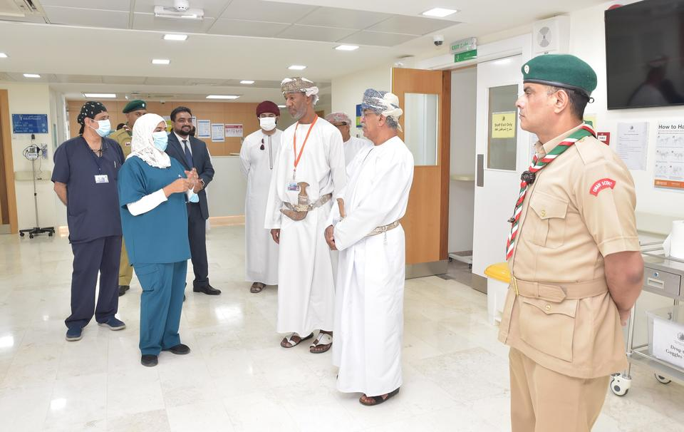 Covid-19: Oman announces 1,043 new cases