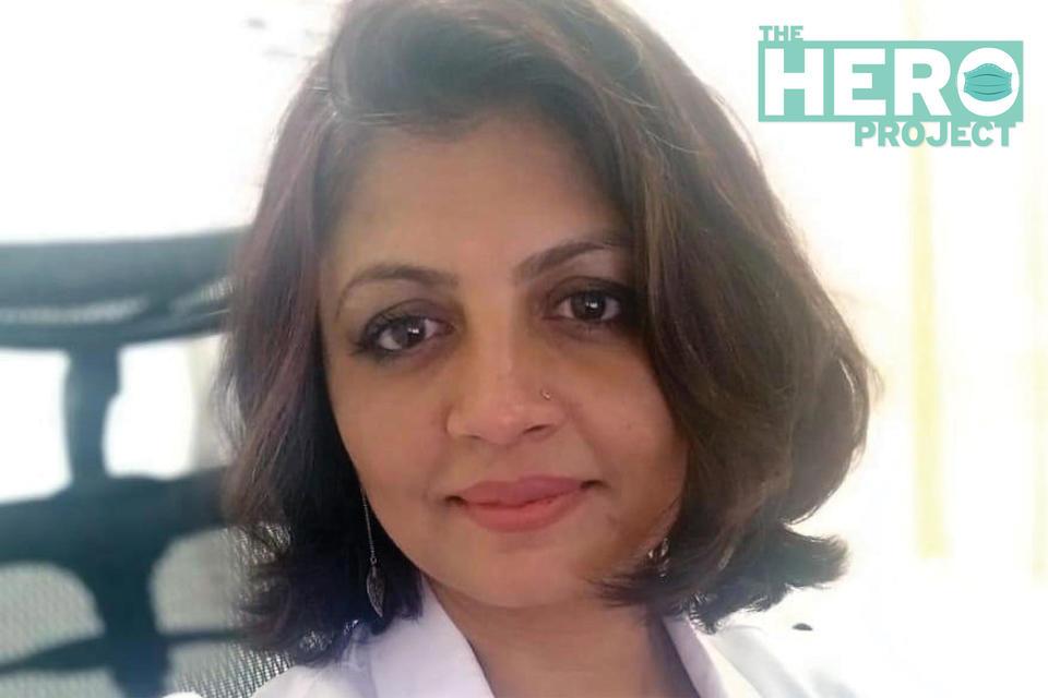 The Hero Project: Dr Humair Iqbal, specialist specialist - family medicine, Lifeline Hospital Abu Dhabi