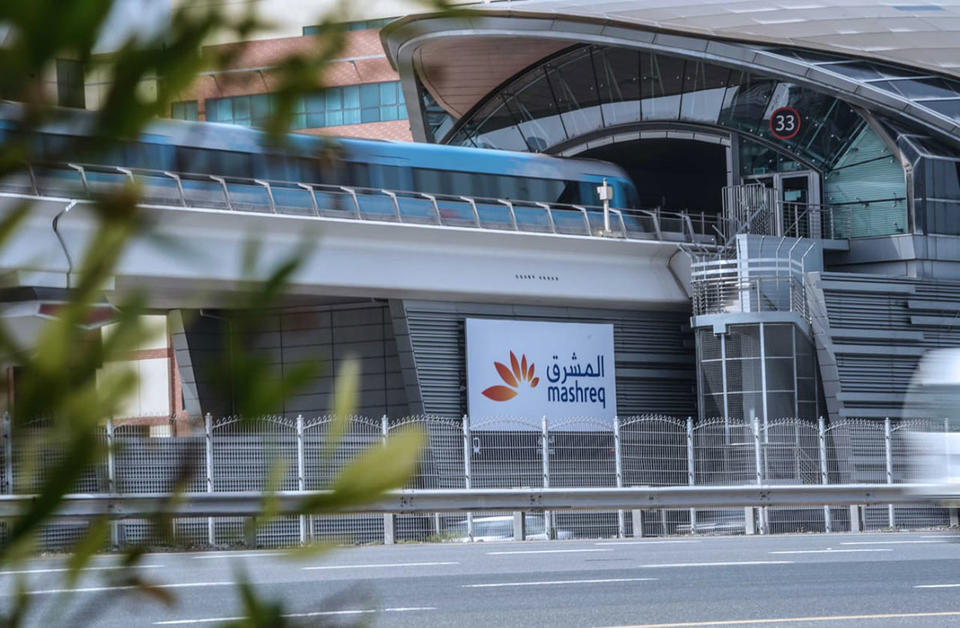 RTA signs metro station naming rights agreement with Mashreq Bank, renames two other stations