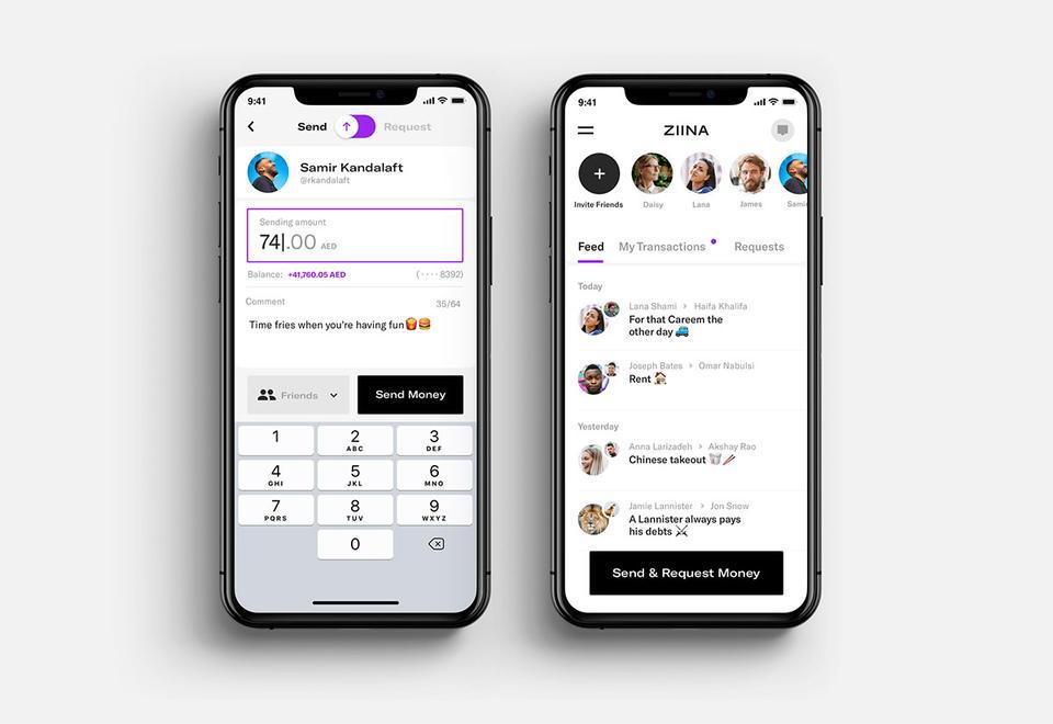 Payment by text: UAE fintech app Ziina simplifies money transfers