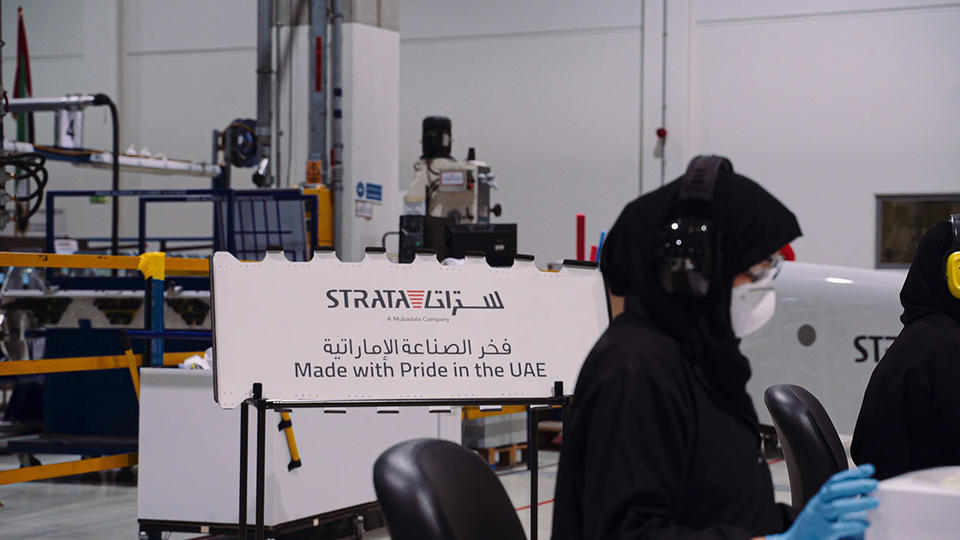 Covid-19: UAE firm Strata and Honeywell start producing N95 masks in Al Ain