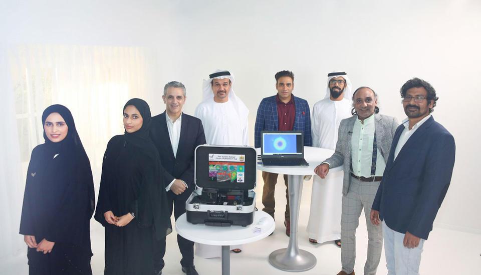 UAE firm announces rapid Covid-19 testing technology