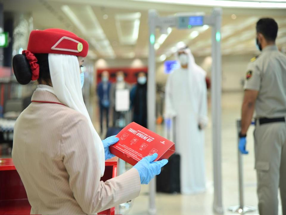 Emirates adds two countries to list where passengers need negative Covid-19 cert
