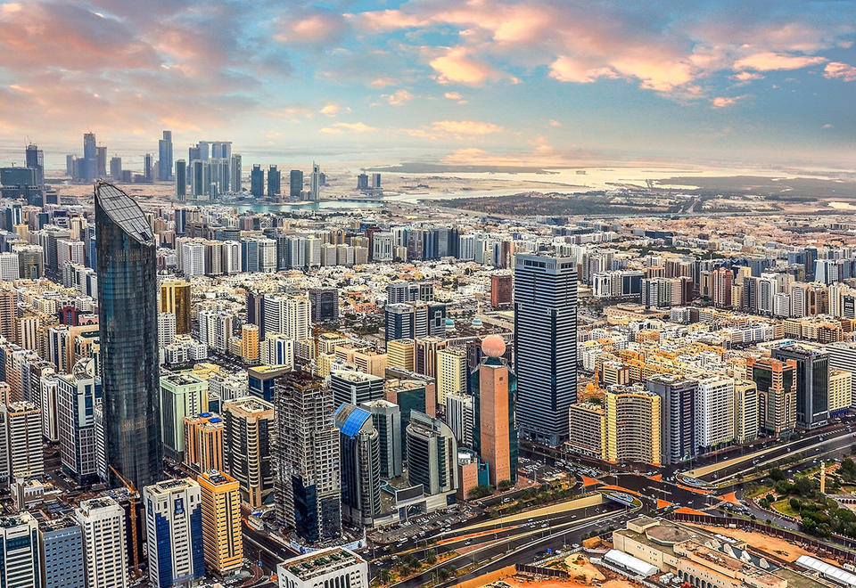 Value of real estate transactions in Abu Dhabi rises 34% in Q1