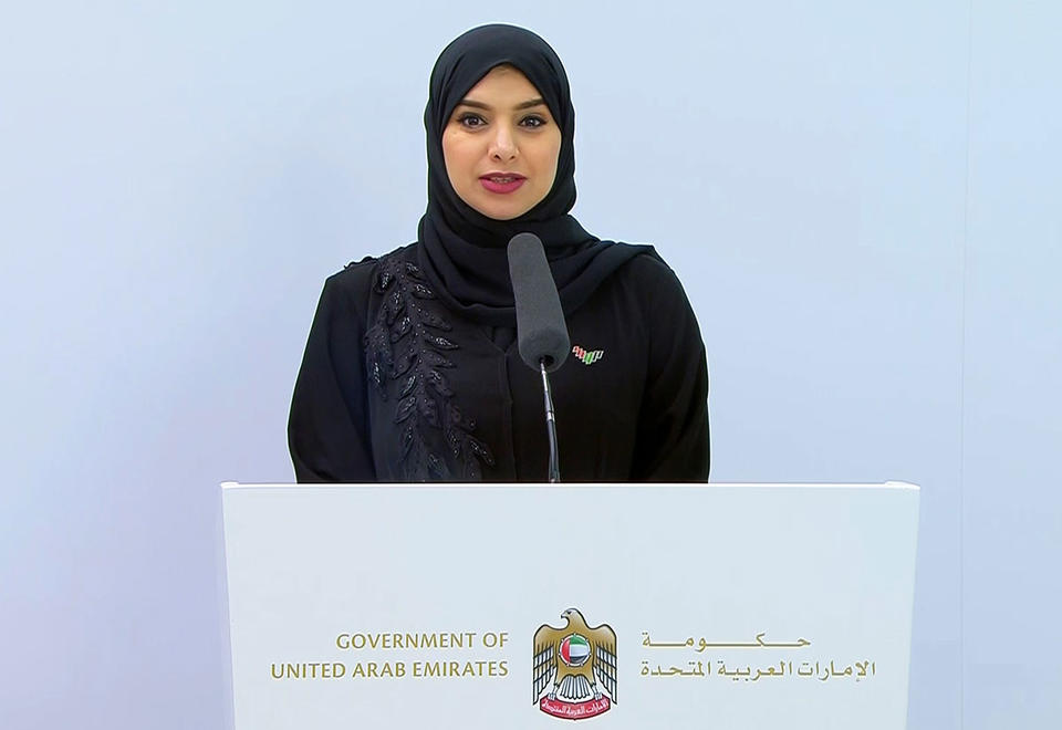 Covid-19: UAE announces 726 new cases, 2 deaths