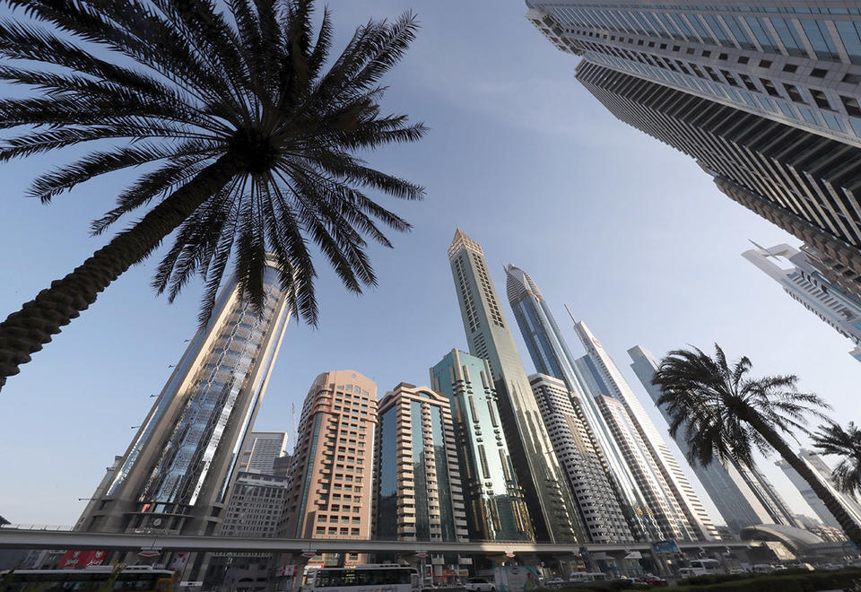 UAE shows signs of recovery with return to business growth
