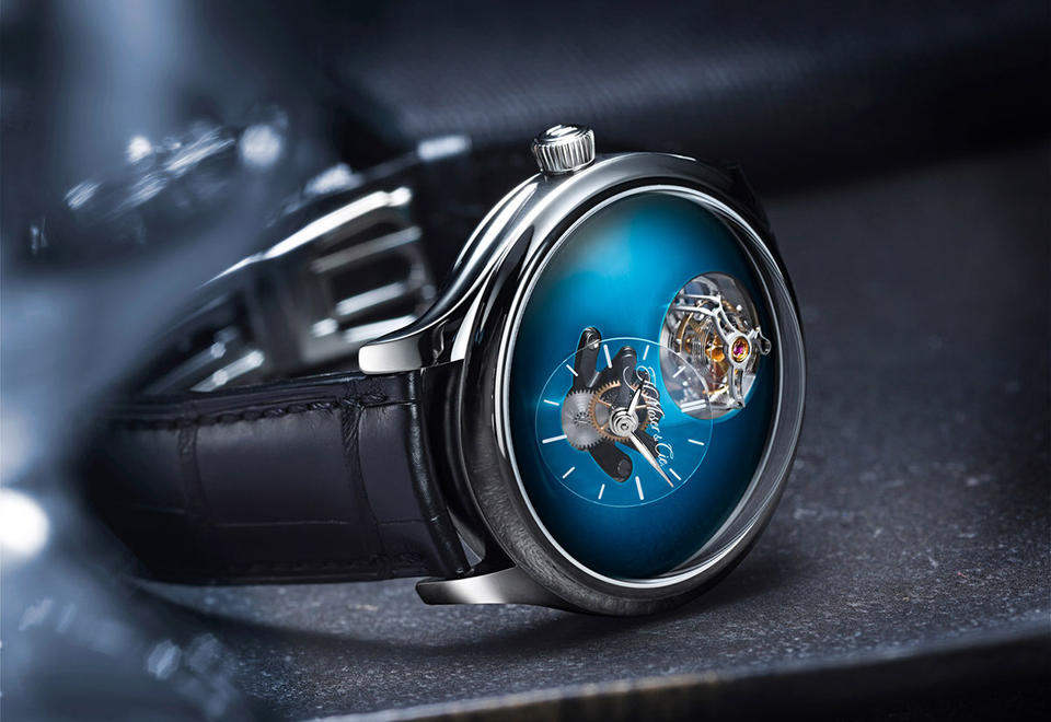 MB&F and H. Moser launch 2 models: a two-way collaboration of latest timepieces
